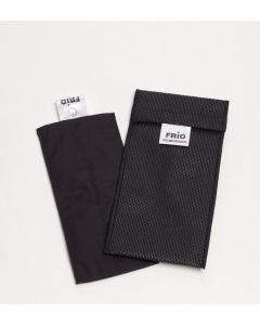 Frio-Kühltasche doppel 8 x 18 cm schwarz