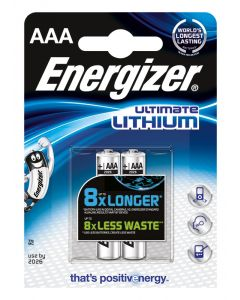 AAA Energizer 1.5 V Lithium