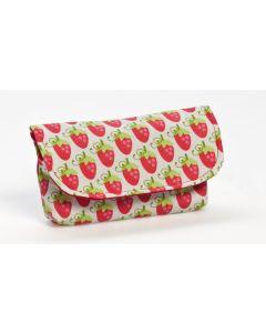 """Pumpentasche """"Erdbeeren"""""""