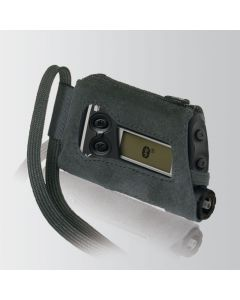 Alcantara-Schutzhülle schwarz 1 Stück für Accu-Chek Spirit / Spirit Combo