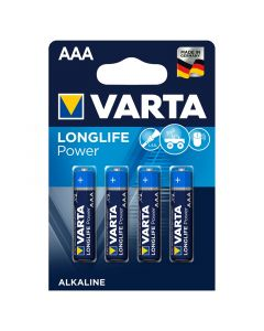 Batterie Alkaline 1.5V