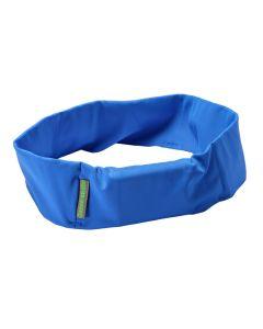 MiniMed Bauchgurt Größe XL, Taille 110-140 cm blau