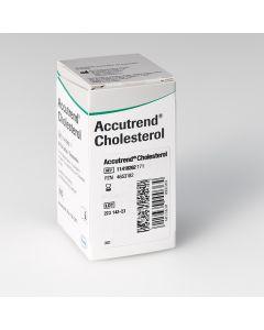 Accutrend Cholesterol Teststreifen 25 Stück
