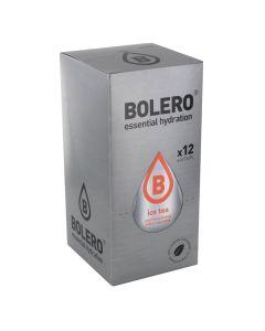 Bolero Erfrischungsgetränk Ice Tea Pfirsich mit Stevia 12 Stück
