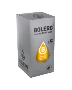 Bolero Erfrischungsgetränk Zitrone mit Stevia 12 Stück