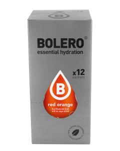 Bolero Erfrischungsgetränk Red Orange mit Stevia 12 Stück