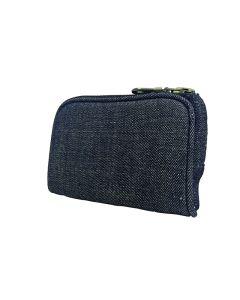Jeans-Tasche mit Clip