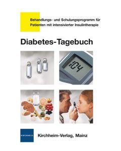 Kirchheim Diabetes-Tagebuch für Typ-1-Diabetiker