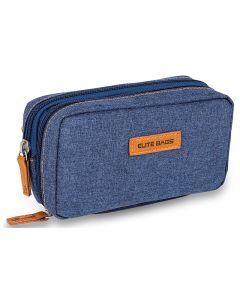 DIABETIC`S Diabetikertasche blau von Elite Bags