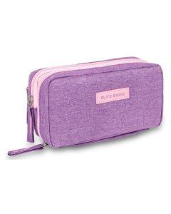 DIABETIC`S Diabetiker-Tasche lila von Elite Bags