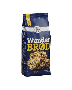 Brotbackmischung Wunderbrod, glutenfrei