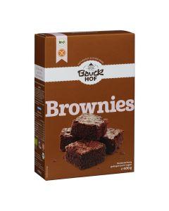 Bio Brownies Backmischung, glutenfrei