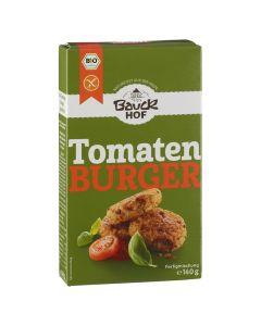 Tomaten-Basilikum-Burger Fertigmischung, glutenfrei