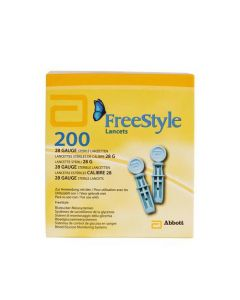 FreeStyle Lanzetten 28 G 200 Stück