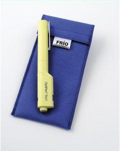 Frio-Kühltasche doppel 8 x 18 cm blau