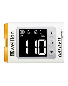 Wellion Galileo GLU/KET Set mmol/L weiß