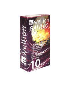 Wellion Galileo Ketone Teststreifen 10 Stück