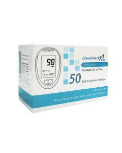 GlucoCheck XL Teststreifen 50 Stück
