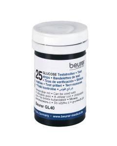 beurer GL 40 Blutzuckerteststreifen