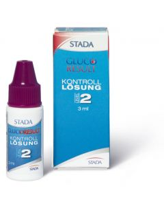 STADA Gluco Result Kontrollösung Level 2