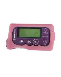 Silikonschutzhülle pink für MiniMed 712/722 und Veo 754