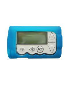 Silikonschutzhülle blau für MiniMed 511/512/522 und Veo 554