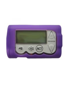 Silikonschutzhülle lila für MiniMed 712/722 und Veo 754