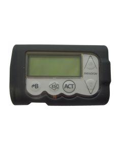 Silikonschutzhülle schwarz für MiniMed 511/512/522 und Veo 554