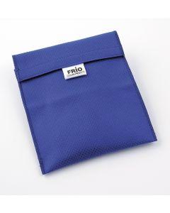 Frio-Kühltasche klein 14 x 15 cm blau