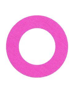 FreeStyle Libre Randtapes rund Loch pink