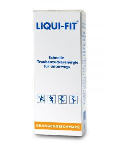Liqui-Fit flüssige Traubenzuckerenergie Orange
