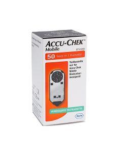 Accu-Chek Mobile Testkassette für 50 Messungen