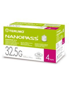 Nanopass Kanüle 32.5 G x 4 mm 100 Stück