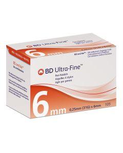 BD Ultra-Fine Pennadel