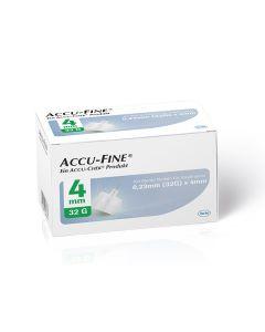 Accu-Fine 4mm x 0,23mm 100 Stück