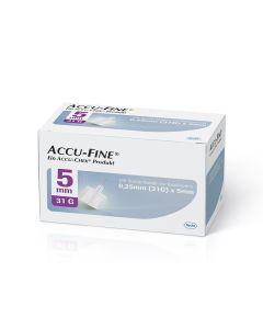 Accu-Fine 5mm x 0,25 mm 100 Stück