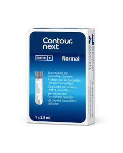 Contour Next Kontrolllösung Normal 1 x 2,5 ml