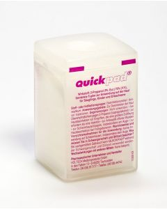 Alkoholtupfer quickpad