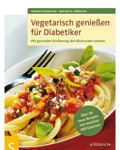 Buch Vegetarisch genießen für Diabetiker