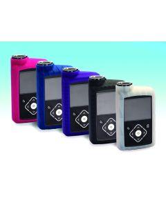 MiniMed 640G//670G Silikonhülle blau