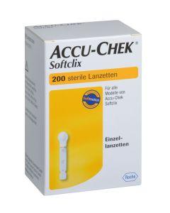 Accu-Chek Softclix Lanzetten 28 G 200 Stück