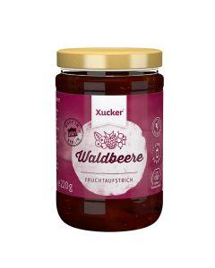 Xucker Fruchtaufstrich Waldbeere