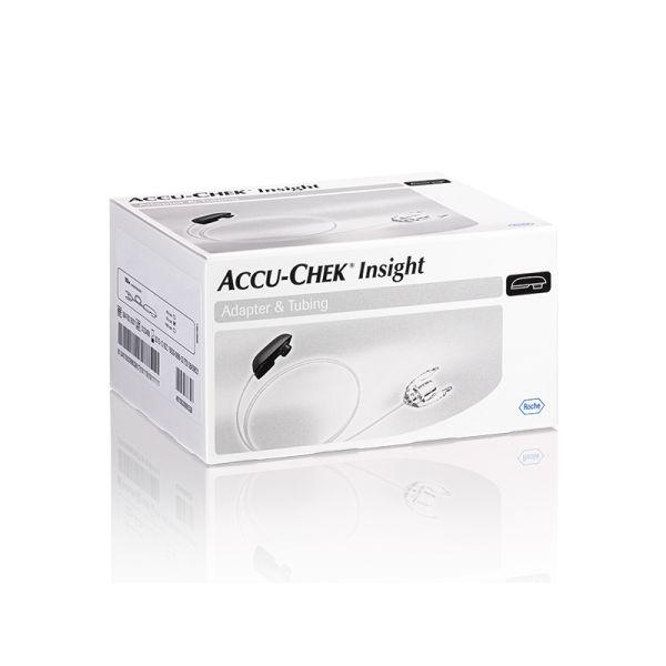 Accu-Chek Insight Adapter und Schlauch