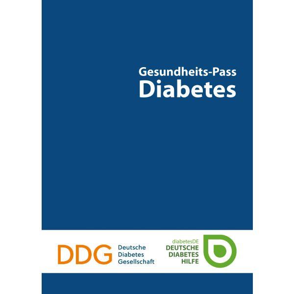 Gesundheits-Pass Diabetes