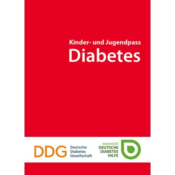 Kinder- und Jugendpass Diabetes