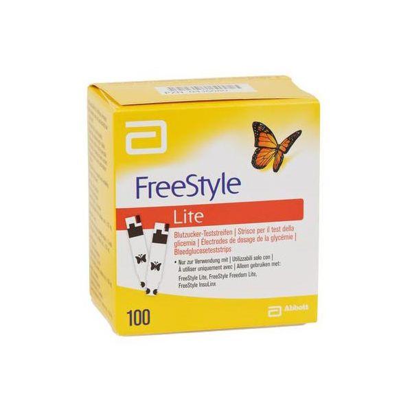 FreeStyle Lite Teststreifen 100 Stück