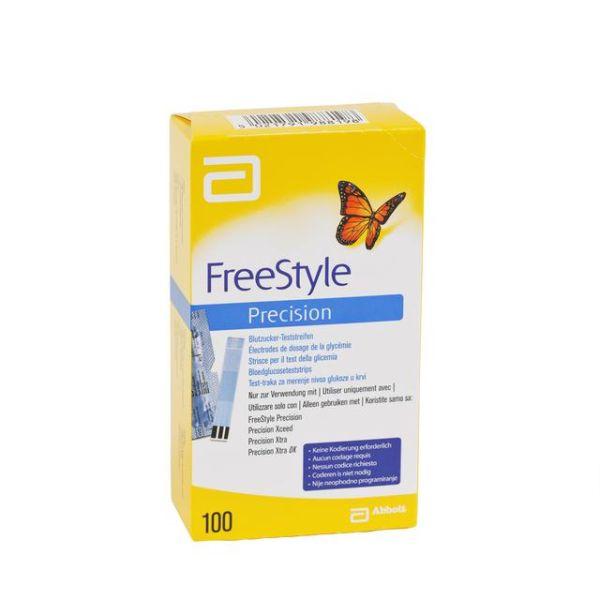 FreeStyle Precision Teststreifen 100 Stück