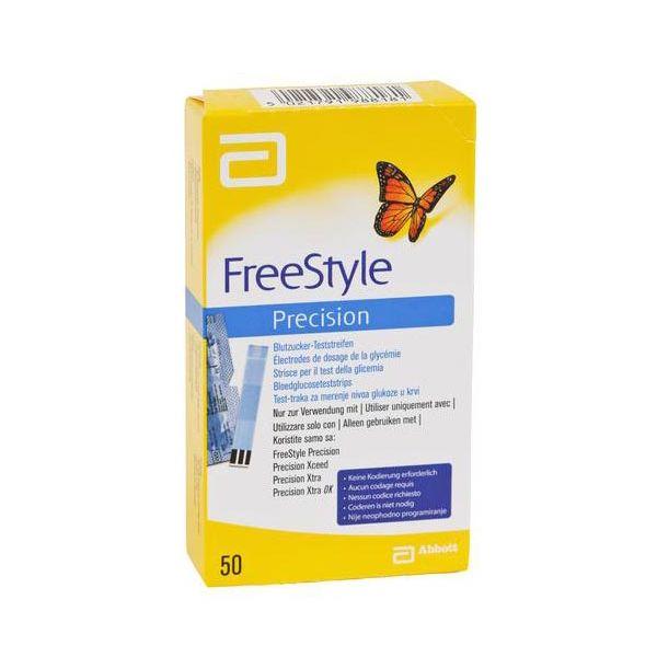 FreeStyle Precision Teststreifen 50 Stück