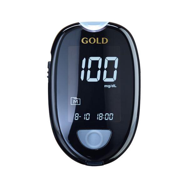 GlucoCheck Gold Blutzuckermessgerät mg/dL