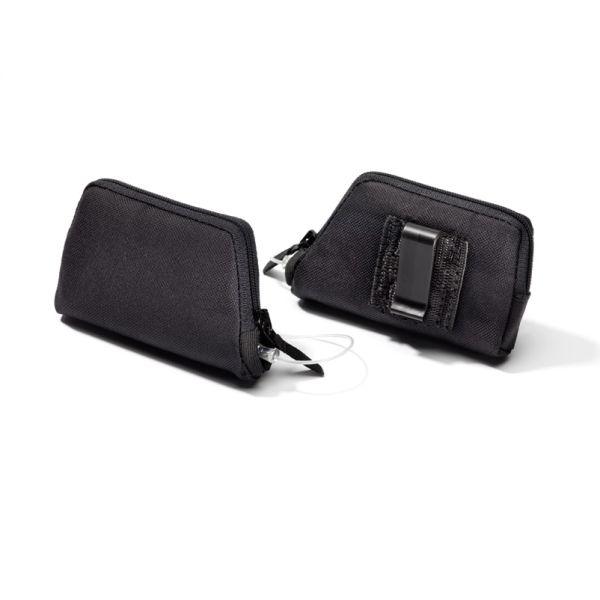 Nylon-Schutzhülle mit Clip schwarz 1 Stück für Accu-Chek Spirit / Spirit Combo